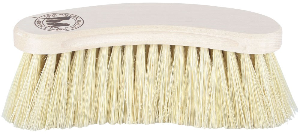 Brush natural tampico curved 36303001 harry 39 s horse - Ondersteuning fer smeden ...